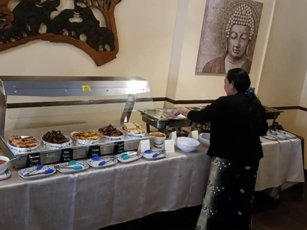 Thai Lunch Buffet - Now available every Sunday!